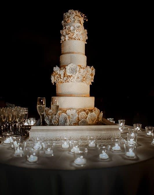Tuscany, Italy Cake