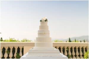Wedding Cake Tuscany, Italyvilla