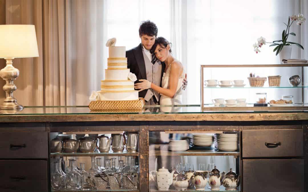 Wedding Cake Florence – Poppy Inspired