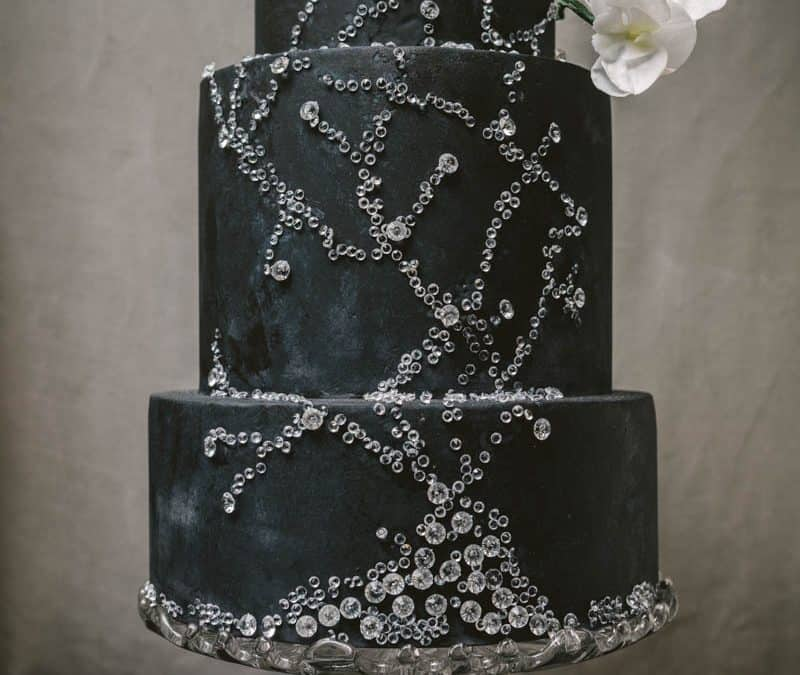 Crystal Tree Of Life Cake in Tuscany