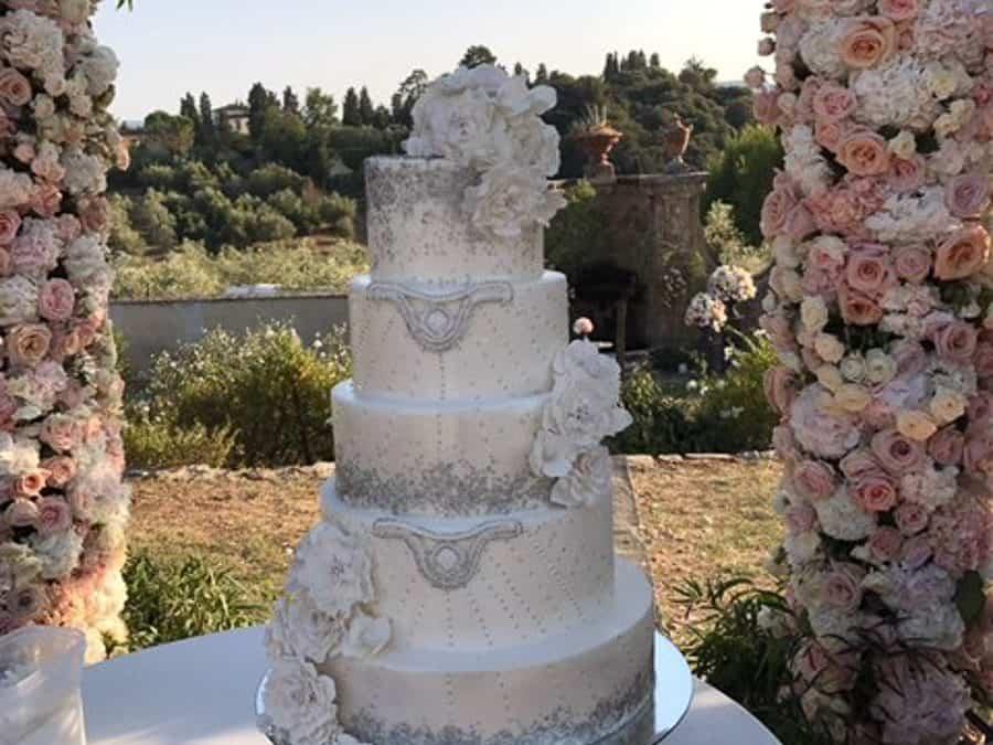 Tuscan Wedding Cakes, Gatsby Wedding Cake