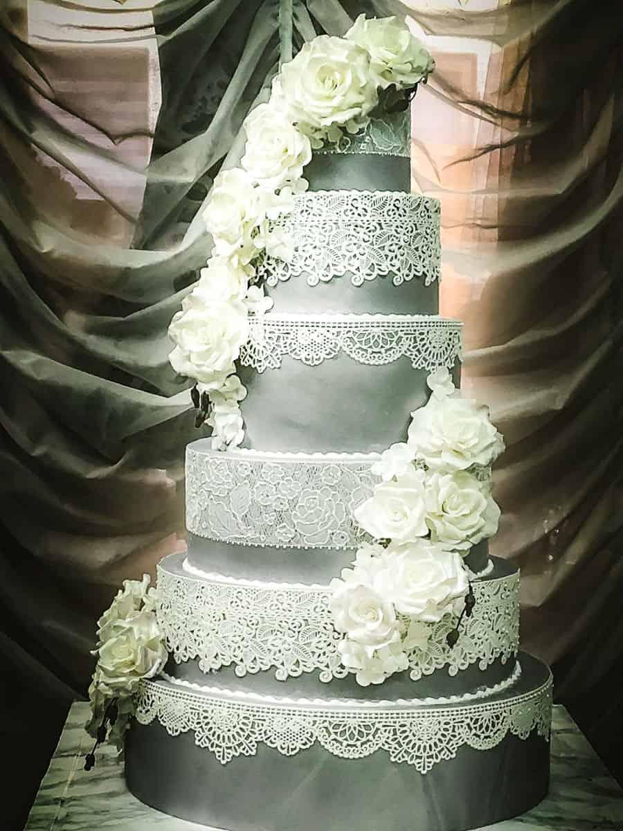 Wedding Cakes In Siena Italy