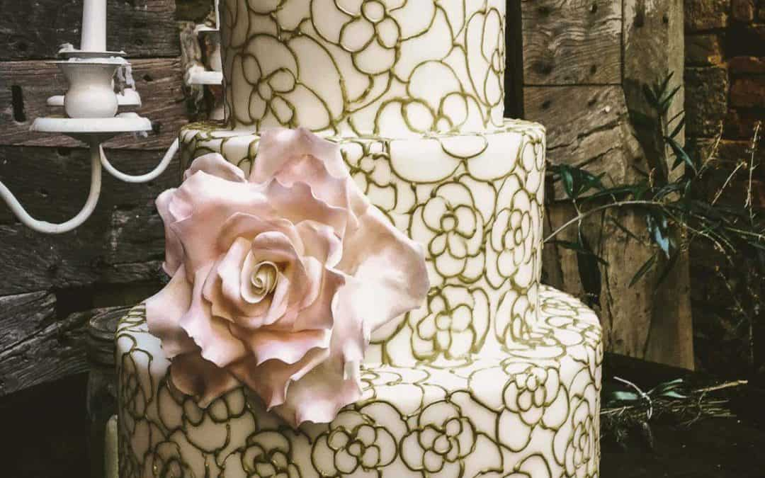 Wedding Cake at San Galgano, Tuscany, Italy