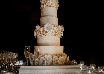 Wedding Cake, Castello di Vincigliata, Tuscan Wedding Cakes