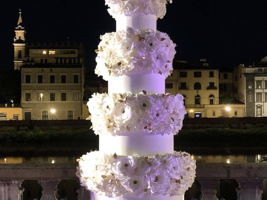 Jaimee Belle & James Kennedy Luxury Wedding in Florence