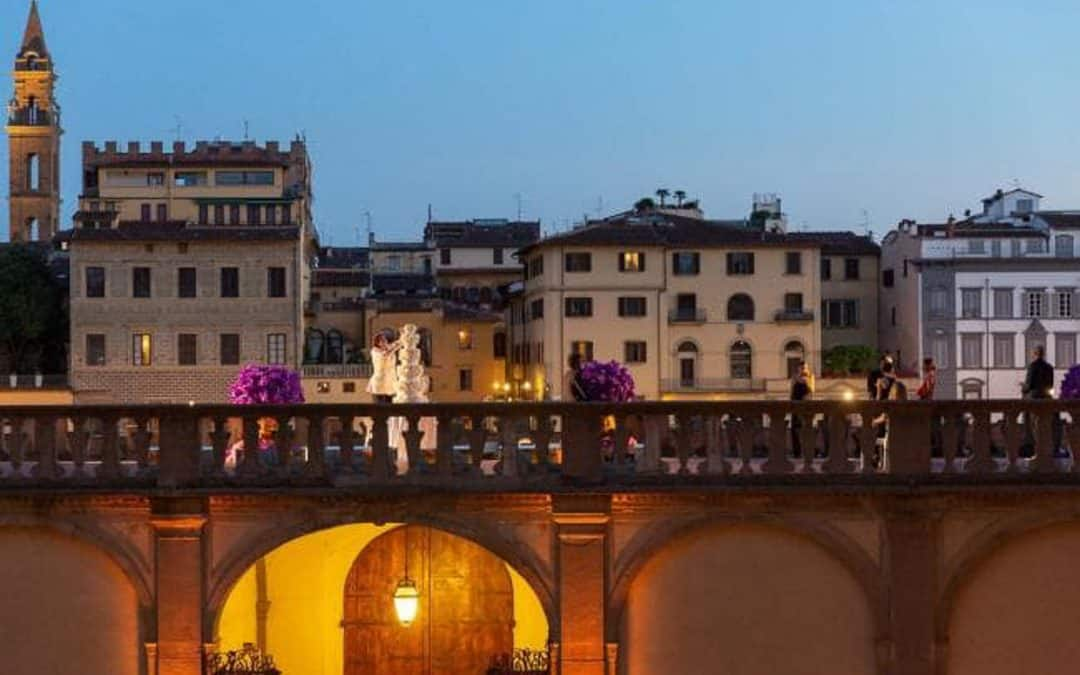 Jaimee Belle & James Kennedy Luxury Wedding in Florence- As Seen In Vouge