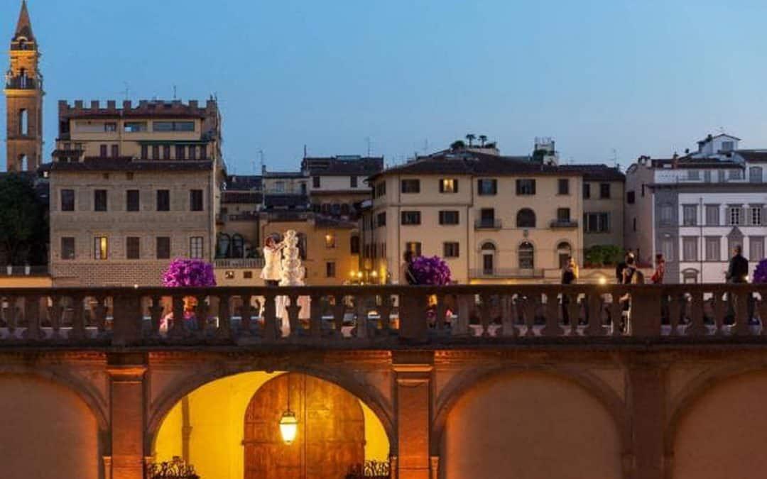 Jaimee Belle & James Kennedy Luxury Wedding in Florence- As Seen In Vouge