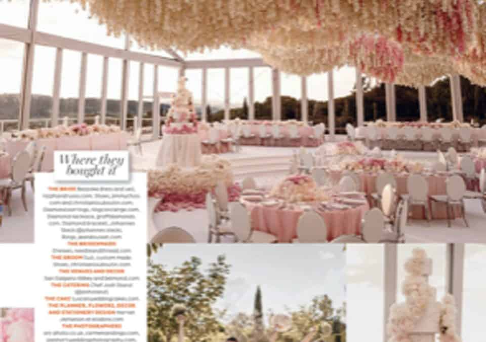 Brides Magazine Dec 2018 / Swarovski & Bichler