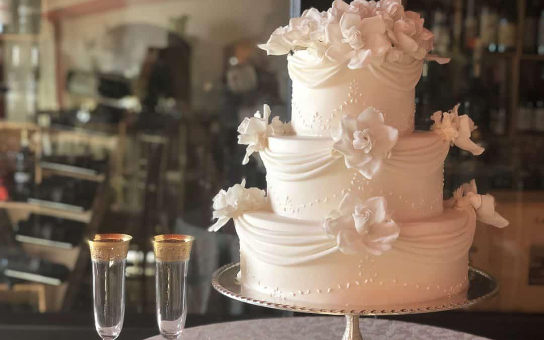 Classic White Wedding at Castello di Velona