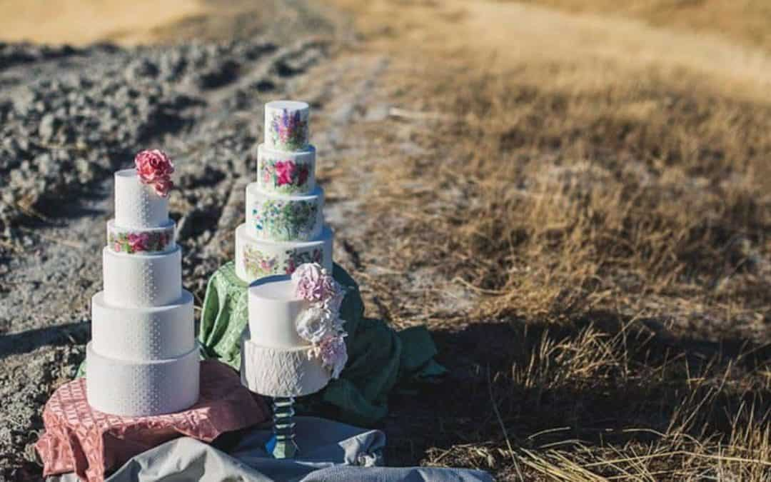 Luxury Wedding Cakes in Italy, Tuscan Wedding Cakes